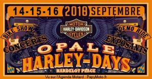 Opale Harley-Days - Hardelot Plage (62) @ Hardelot Plage | Neufchâtel-Hardelot | Hauts-de-France | France