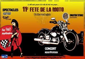 11e Fête de la Moto - Le Trait (76) @ Le Trait | Le Trait | Normandie | France