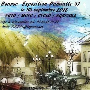 Bourse Exposition - Damiatte (81) @ Damiatte | Damiatte | Occitanie | France