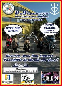 Week-End Moto Mosquitos Club Camargue - Port Saint Louis du Rhône (13) @ Port de Plaisance | Port-Saint-Louis-du-Rhône | Provence-Alpes-Côte d'Azur | France
