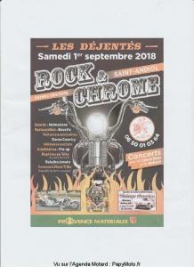 Rock & Chrome - Les Déjantès - Saint Andiol (13) @ Saint Andiol | Saint-Andiol | Provence-Alpes-Côte d'Azur | France