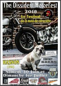 The Dissident Motorfest 2018 - Original Dissident Motors - Hasnon (59) @ Complexe sportif | Hasnon | Hauts-de-France | France