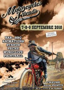Motorcycles & Friends - L'entre Potes - Ponty (23) @ Creuse | Saint-Dizier-la-Tour | Nouvelle-Aquitaine | France