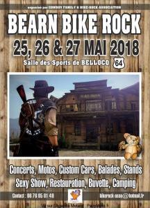 Béarn Bike Rock - Bellocq (64) @ Salle des sports | Bellocq | Nouvelle-Aquitaine | France