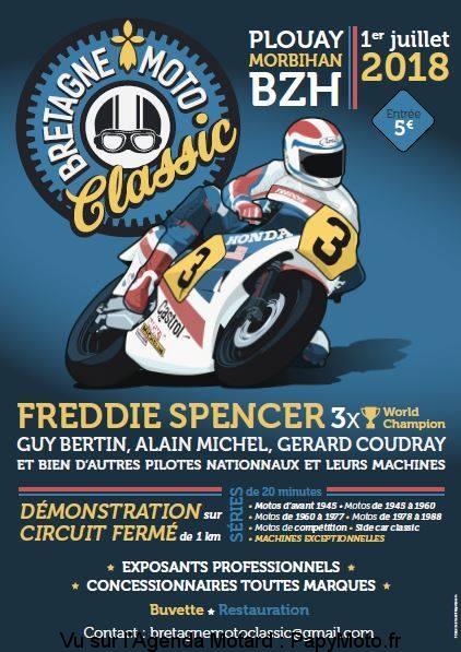 Bretagne Moto Classic – Plouay (56)