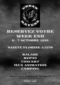 Concentration - Urban Ravens - Sainte Florine (43) @ Sainte Florine (43) | Sainte-Florine | Auvergne-Rhône-Alpes | France