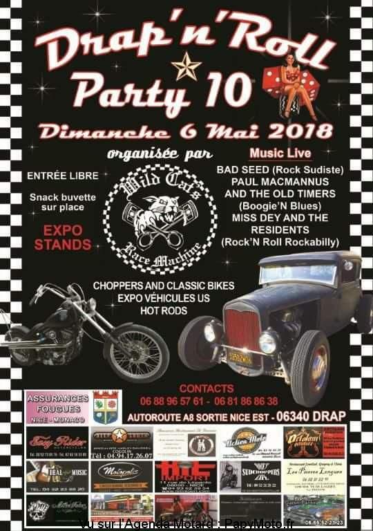 DRAP'N'ROLL PARTY 10 – Wild Cats – DRAP (06)