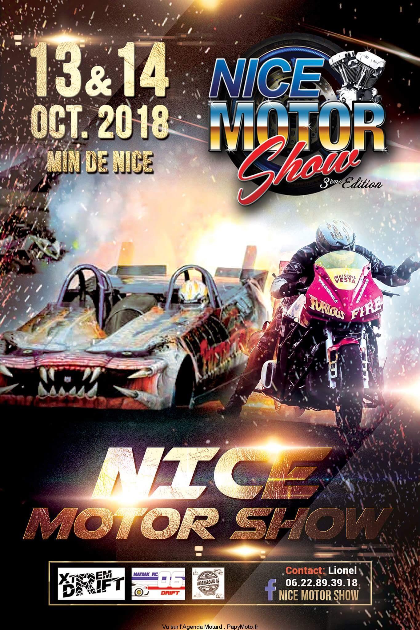 NICE MOTOR SHOW – NICE (06)