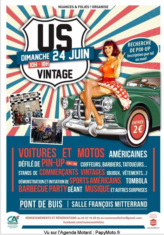 US Vintage – Pont-de-Buis (29)