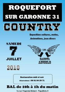 De Nashville à Roquefort – Roquefort sur Garonne (31) @  Roquefort sur Garonne (31)  | Roquefort-sur-Garonne | Occitanie | France
