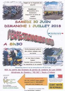 Opération Reprise de Guidon – Chambry (02) @ Centre des examens , Aérodrome de chambry | Chambry | Hauts-de-France | France