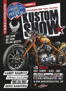 Kustom Show - Américan Tours Festival - Tours (37) @ Parc Expo | Tours | Centre-Val de Loire | France