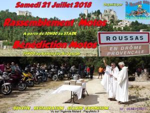 Rassemblement Motos - 2 roues SAS - Roussas (26) @ Stade | Roussas | Auvergne-Rhône-Alpes | France