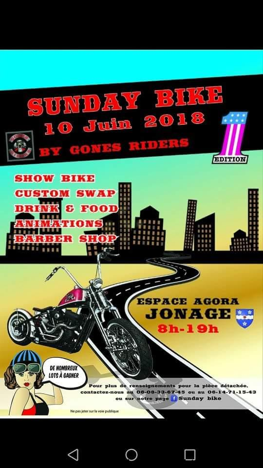 Sunday Bike by Gones Riders – Jonage (69)