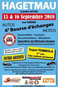 4e Bourse d'échanges – Hagetmau (40) @ Arénes | Hagetmau | Nouvelle-Aquitaine | France