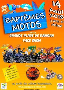 Baptêmes Motos - Damgan (56) @ Grande Plage | Damgan | Bretagne | France