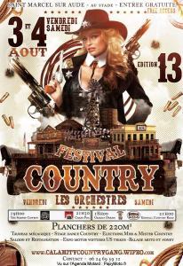 Festival Country - Saint Marcel sur Aude (11) @ Stade | Saint-Marcel-sur-Aude | Occitanie | France