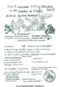 14e Concentre de l'Avant MCP Celt'Hyc Pocrasses – Dhuizon (41) @ Dhuizon | Dhuizon | Centre-Val de Loire | France