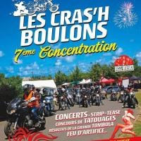 7e concentration - Les cras'h boulons - Varennes-Vauzelles(58)