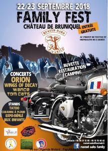 Family Fest - Rusted Oaks - Bruniquel (82) @ Chateau de Bruniquel | Bruniquel | Occitanie | France
