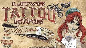 Love Tattou Bike - La Teste-de-Buch (33) @ Parc des Expositions  | La Teste-de-Buch | Nouvelle-Aquitaine | France