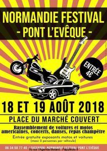 Normandie Festival - Pont l'Evéque (14) @ Pont l'Evéque (14) | Pont-l'Évêque | Normandie | France