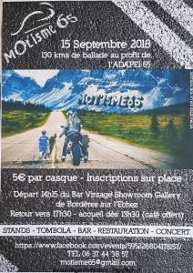 Mot'Isme 65 - Bordères sur l'Echez (65) @ Bar Vintage showroom gallery | Bordères-sur-l'Échez | Occitanie | France
