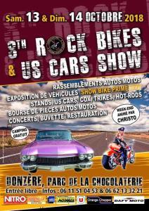 8e Rock Bikes & US Cars Show - Donzère (26) @ Parc de la Chocolaterie | Donzère | Auvergne-Rhône-Alpes | France
