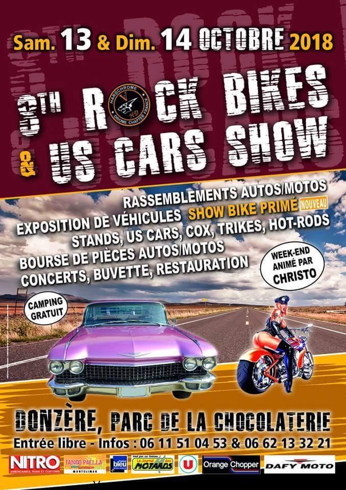 8e Rock Bikes & US Cars Show - Donzère (26)