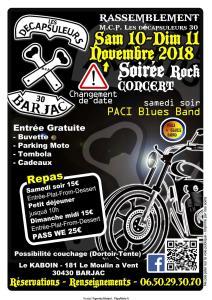 Rassemblement MCP les Décapsuleurs – Barjac (30) @ Barjac | Barjac | Occitanie | France