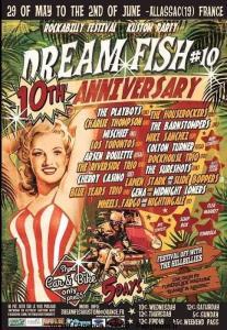 Dream Fish #10 – Allassac (19) @ Allassac (19) | Allassac | Nouvelle-Aquitaine | France