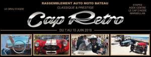 Cap Retro - Agde (34)