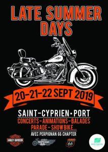 Late Summer Days – Port St Cyprien (66) @ Saint Cyprien Port | Saint-Cyprien | Occitanie | France