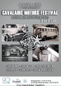 Cavalaire Motors Festival - Cavalaire-sur-Mer (83) @ Cavalaire-sur-Mer (83) | Cavalaire-sur-Mer | Provence-Alpes-Côte d'Azur | France