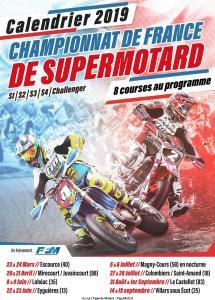 Championnat de France de Super Motard