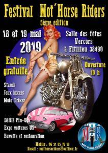 Festival Mot'Horse Riders – Fitilieu (38) @ Salle des Fêtes Vercors | Fitilieu | Auvergne-Rhône-Alpes | France