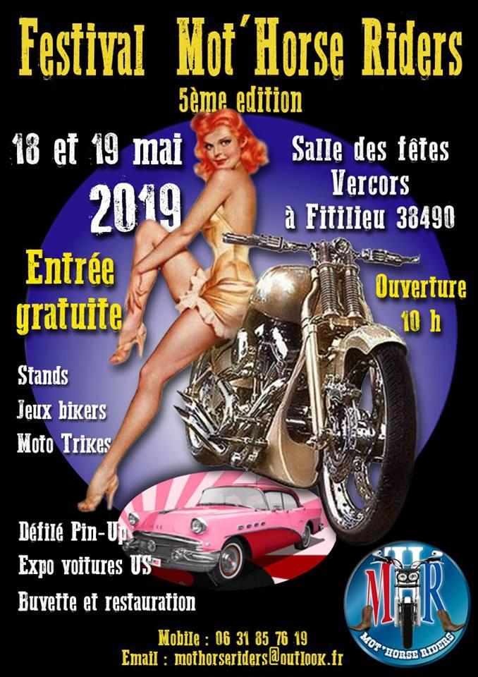 Festival Mot'Horse Riders – Fitilieu (38)