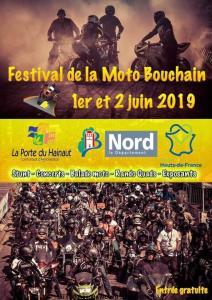 Festival Moto – Bouchain (59) @ Bouchain   Bouchain   Hauts-de-France   France