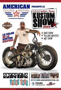 Kustom Show – Américan Tours Festival – Tours (37) @ Tours | Tours | Centre-Val de Loire | France