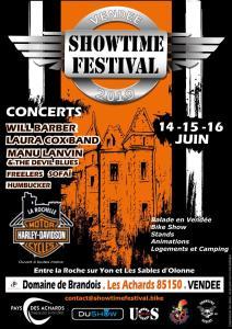 Showtime Festival - Les Achards (85) @ Domaine de Brandois | La Mothe-Achard | Pays de la Loire | France