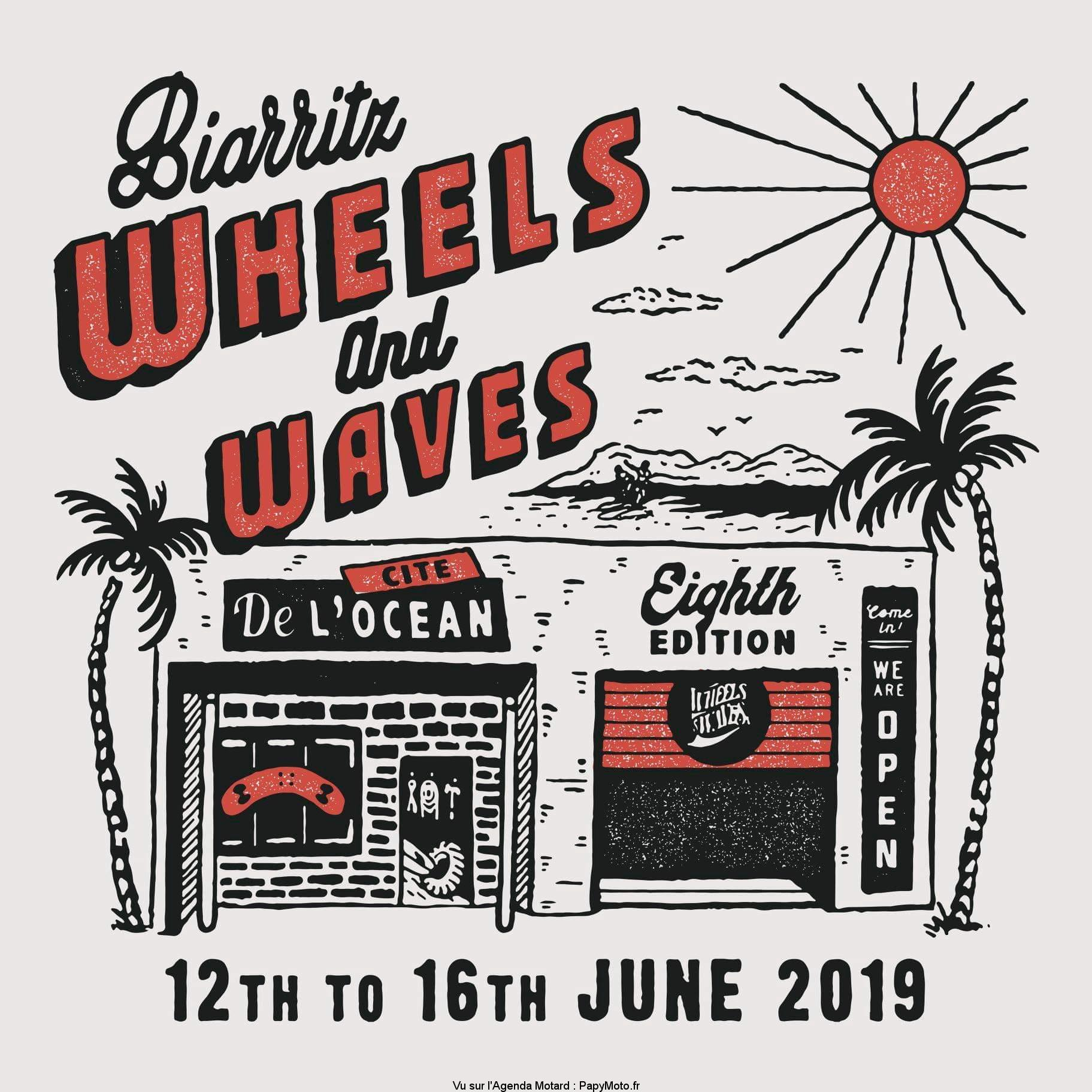 Wheels & Waves – Biarritz (64)