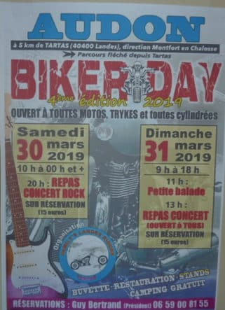 BIKER DAY 4e EDITION - Audon (40)