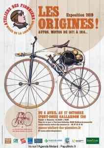 Les origines Autos Motos... - Pont sous Gallardon (28) @ Place de la Gare