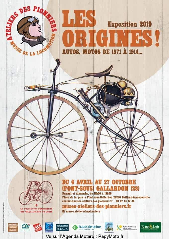 Les origines Autos Motos… – Pont sous Gallardon (28)