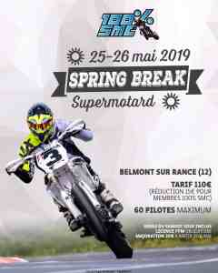 Spring Break - Supermotard - Belmont sur Rance (12) @  Belmont sur Rance (12)