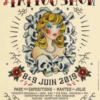 West Motors - Convention Tatoo  - Mantes la Jolie (78)