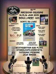 13e Américan Cruising - Boullarre (60) @  Boullarre (60)