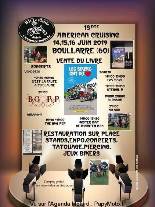 13e Américan Cruising – Boullarre (60)