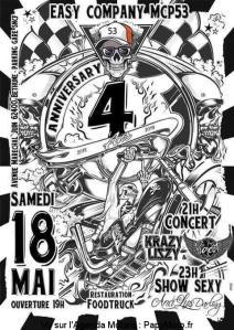 Anniversary - Easy Company MCP53 - Béthune (62) @ Parking Gare SNCF   Béthune   Hauts-de-France   France