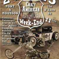 Crazy Américan Week-End – Pont A Mousson (54)